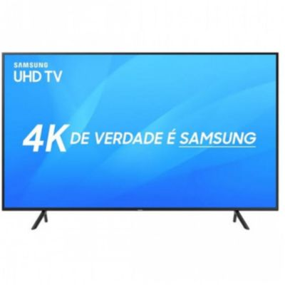 Smart TV 4K Ultra HD Samsung Série 7 LED 50 polegadas UN50NU7100G ...
